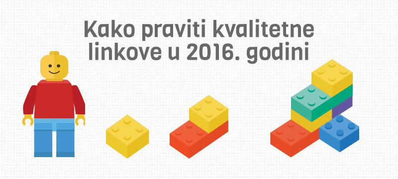 Kako praviti kvalitetne linkove u 2016. godini