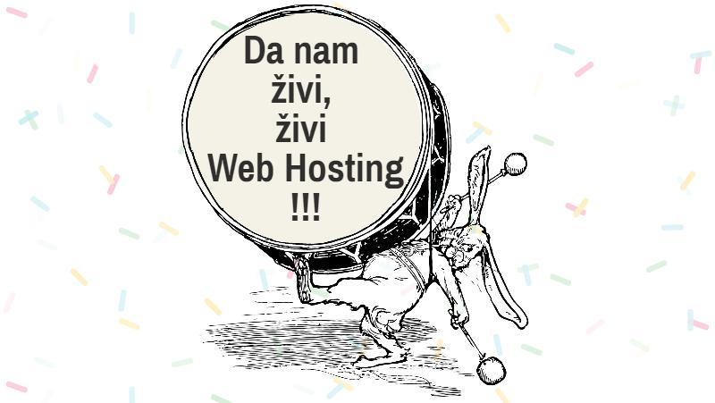 Reputacija brenda: Da nam živi, živi Web Hosting
