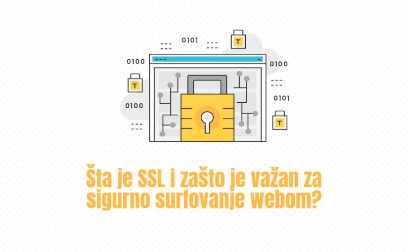 Šta je SSL i zašto je važan za sigurno surfovanje webom?