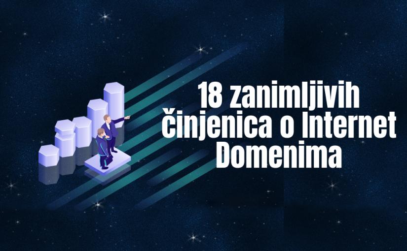 18 zanimljivih činjenica o Internet Domenima
