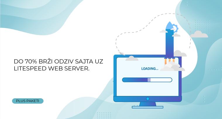 najbrži web hosting