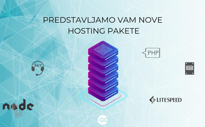 Plus paketi – Najviše od web hostinga!