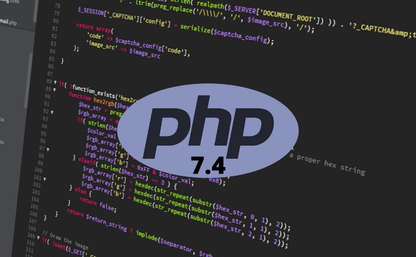 PHP 7.4 je tu! Šta nam novo donosi?