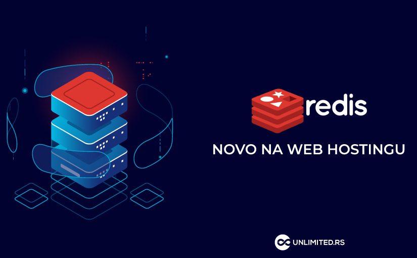 REDIS – Novo na Web hostingu
