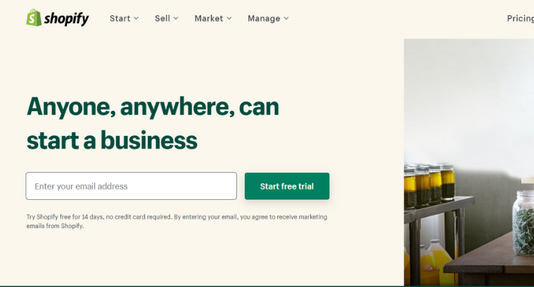 Kako da pokrenete web shop